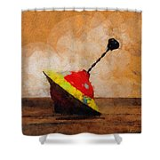 Top Shower Curtain