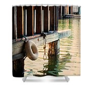 Torch River Bayou Shower Curtain