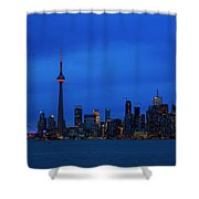 Toronto Blues... Shower Curtain
