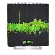 Toronto Canada Shower Curtain