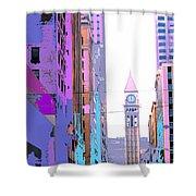 Toronto Old City Hall Shower Curtain