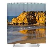 Torquay Surf Beach Australia Shower Curtain