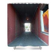 Torrington Passageway 1 Shower Curtain