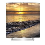 Total Serenity Shower Curtain
