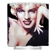 Totally Marilyn Shower Curtain