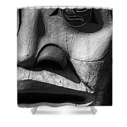 Totem 3 Shower Curtain