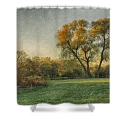 Touched By Light Shower Curtain by Garvin Hunter