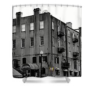 Touring Savannah Shower Curtain