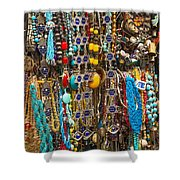 Tourist Souvenirs In Jersualem Israel Shower Curtain