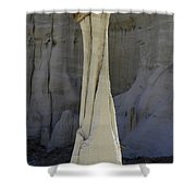Tower Of Silence 1 Shower Curtain