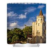 Tower Of St. Sebastian II Shower Curtain