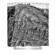 Signal Hill Shower Curtain