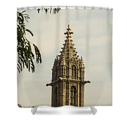 Tower To Heaven Shower Curtain