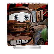 Towmater Wall Mural Painting By Mark Moore