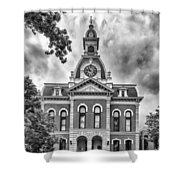 Town Hall   3d21180 Shower Curtain