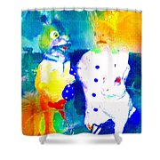 Toy Dreams 1 Shower Curtain