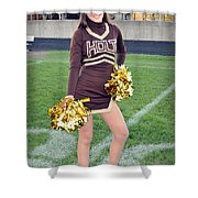 Tr Cheer Shower Curtain