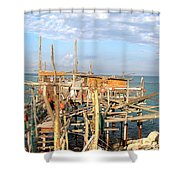 Trabocco 2 Shower Curtain
