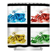 Tractor Mania Iv Shower Curtain