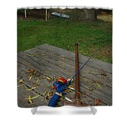 Traditions Of Yesterday Shower Curtain