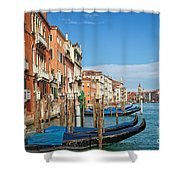 Traghetto Shower Curtain