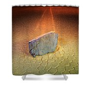 Trail Of Mystery Shower Curtain