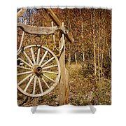 Trail's End Shower Curtain