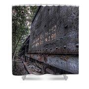 Train 8 Shower Curtain