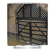 Traitor's Gate Shower Curtain