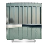 Tranquil Seclusion Shower Curtain