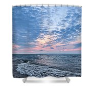 Tranquil Solitude Shower Curtain