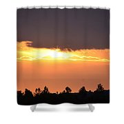 Tranquility 2013 Shower Curtain