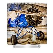 Travel Air 4000 Shower Curtain
