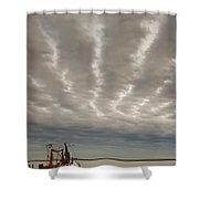 Trawler 2am-109703 Shower Curtain