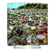 Treasure Beach Shower Curtain