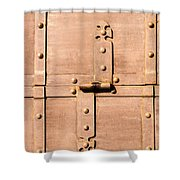 Treasure Behind - Featured 3 Shower Curtain