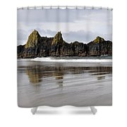 Treasures Of Earth Shower Curtain