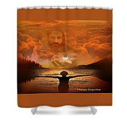 Treasures Of Heaven Shower Curtain