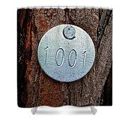 Tree 1001 Shower Curtain