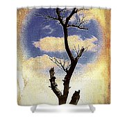 Tree 9 Shower Curtain