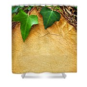 Tree Background Shower Curtain