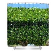 Tree House Fantasy Shower Curtain