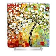 Tree Of Joy Shower Curtain