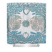 Tree Of Life Waters Edge Shower Curtain