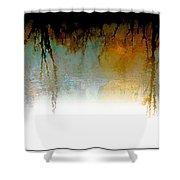 Tree Reflections IIi Shower Curtain