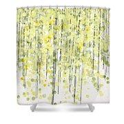 Tree Series3 Shower Curtain
