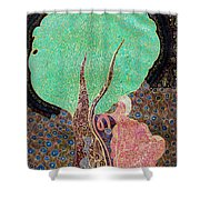 Tree With Magic Shower Curtain