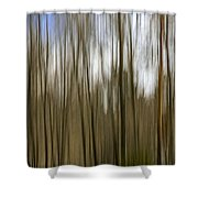 Trees #2 Shower Curtain