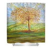 Treesa Shower Curtain
