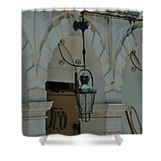Tres Shower Curtain